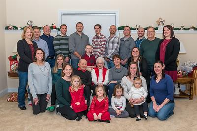 Allison W Family 2017