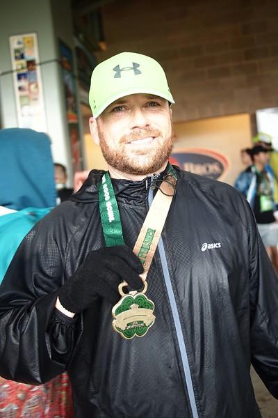 2016 Shamrockin' 1/2 Marathon