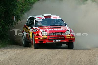 08.07.2006 - SM O.K. Auto Ralli, Kouvola