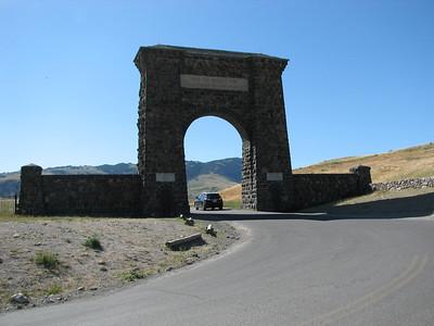 Yellowstone July 2011