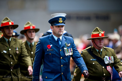 Anzac Day Parade Sydney 2015