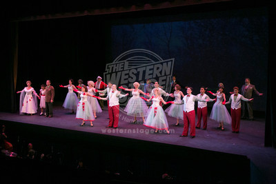 White Christmas Production