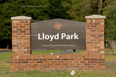 Mr. Lloyd Park Dedication