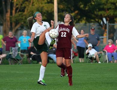 AMHS Girls Varsity Soccer vs MSJ photos by Gary Baker