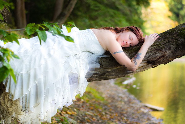 Trash the Dress Photography-- Melissa