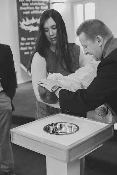 Leigh's Baptism
