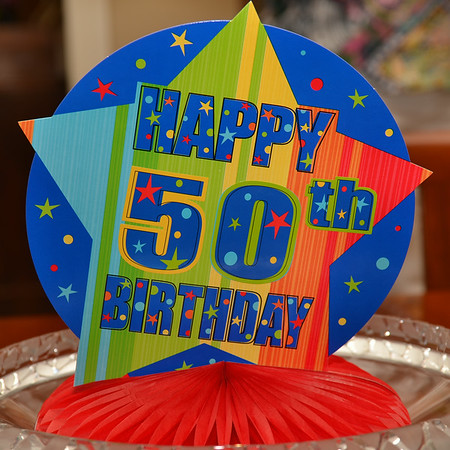 2014 - Dorree's 50th Birthday
