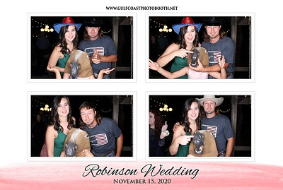 Robinson Wedding