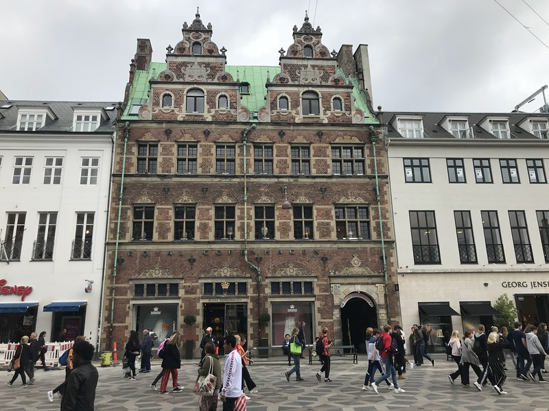 Old Town Copenhagen sights