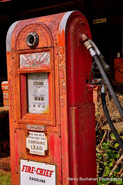 Cheap gas-