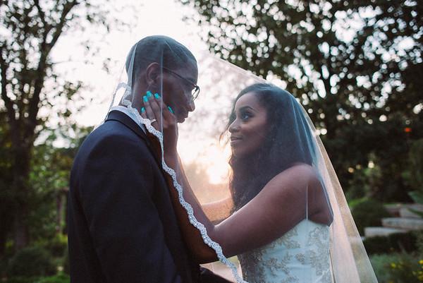 Trent and Sadai Wedding