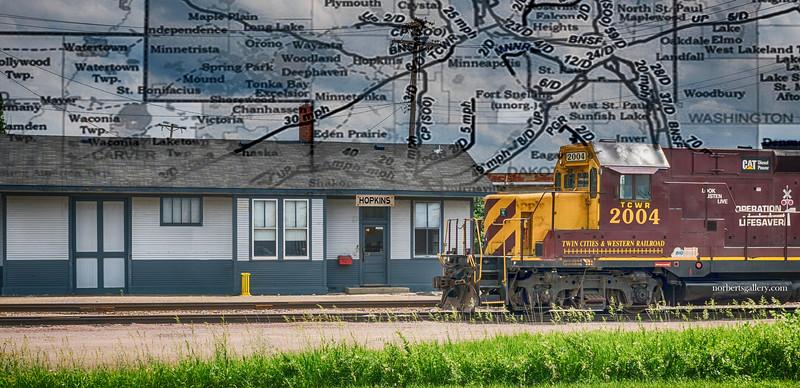 Hopkins train Depot  Rail and map HDR  WM (1 of 1).jpg