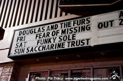 Part Time Punks Night featuring Saccharine Trust - Deadbeats - and Trembling Hills - at The Echo - Los Angeles, CA - January 6, 2013