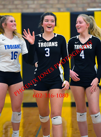 11-21-2020 - Valley Christian v Snowflake - AIA 3A Volleyball Semifinal