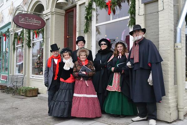 Victorian Christmas 2011
