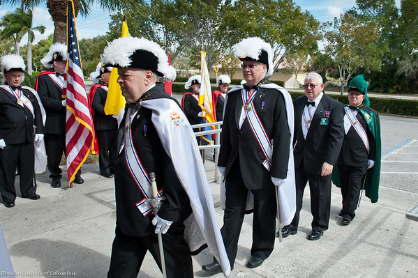 2012 Bonita Springs 4th Degree Exemplification