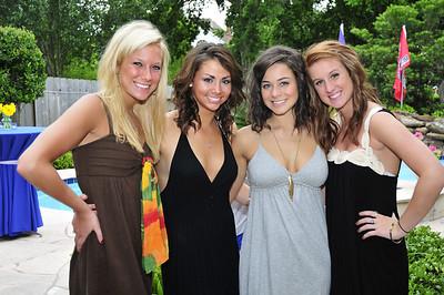 2008 Graduation Party