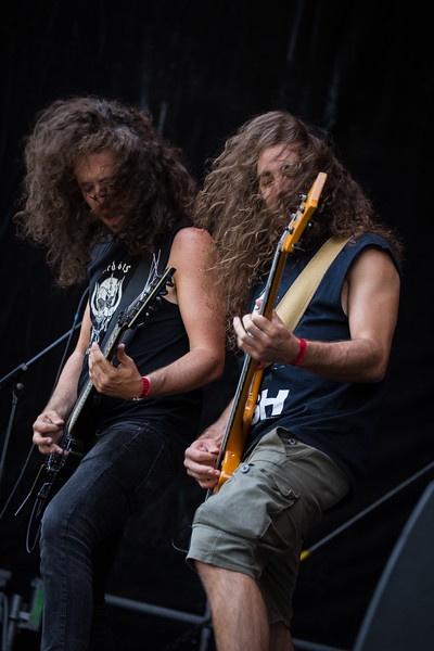 Insanity Alert, Turock Open Air 2015