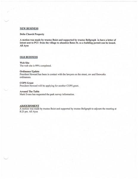 June 2015 Meeting Minutes