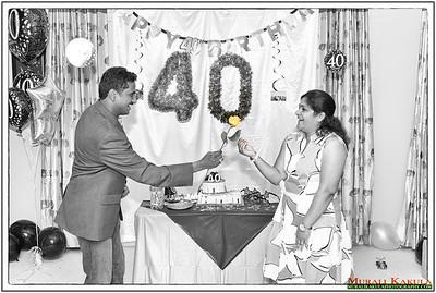 Praveen 40th Birthday