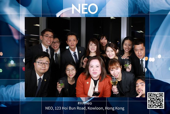 NEO Opening Ceremony 8 Nov 2019