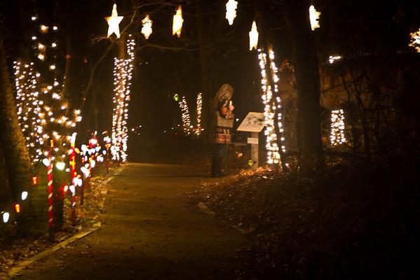 Heard Museum Trail of Lights Dec 2012