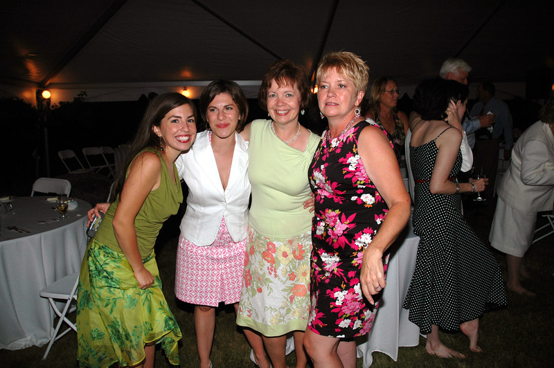 Laura Towers, Faith Manney, Gail Espinoza, Melody Sloan