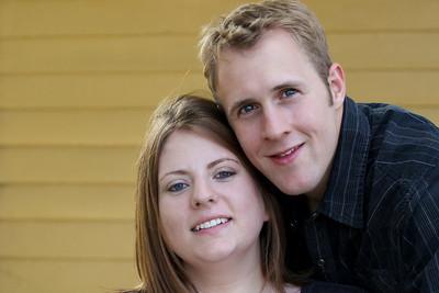 Jennifer and Casey