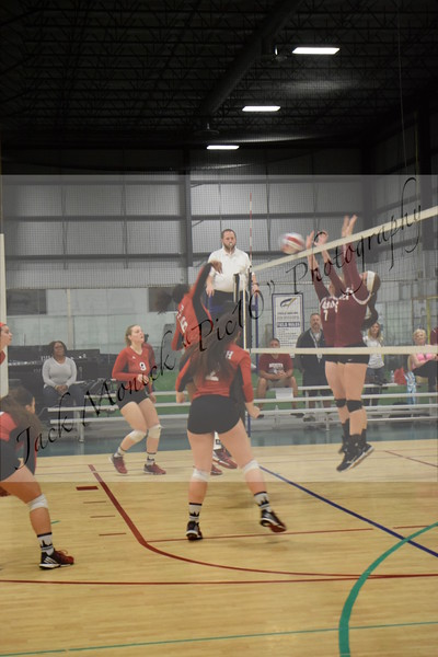 *2016 USCAA VOLLEYBALL MATCHES ON COURT 2 MATCHES