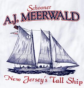 A.J. Meerwald Schooner