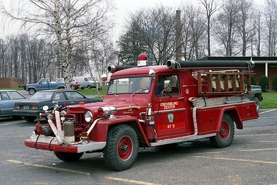 EBENSBERG VETERANS HOSPITAL FIRE DEPARTMENT