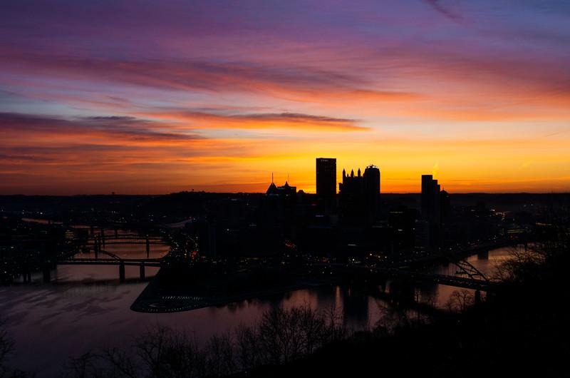 Pittsburgh Skylines