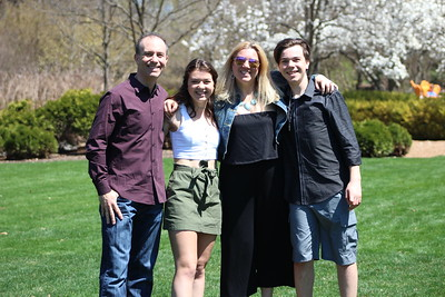 April 21, 2019 - Cantigny Park on Easter
