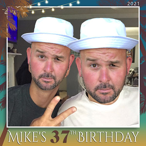 Mike's 37th Birthday 6.6.21 @ Mandeville Residence