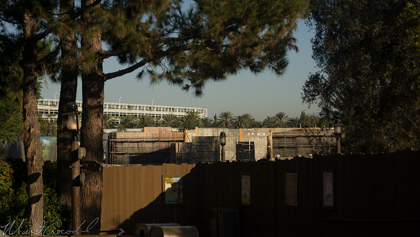 Disneyland Resort, Disneyland, Critter Country, Star Wars Land, Star, Wars, Land, Rivers Of America, Rivers, America, River