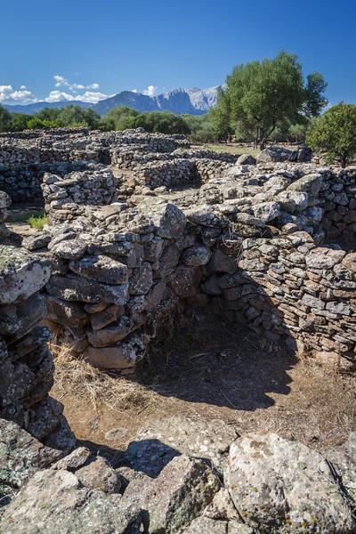 Serra Orrios ruins
