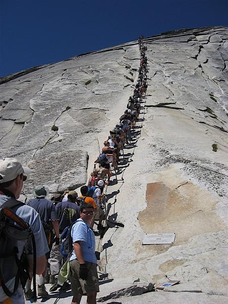 Yosemite - Half Dome (2007-07-29)