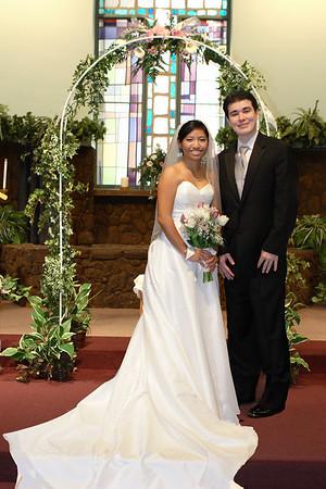 Winnie & Jason Wedding