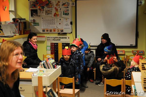 Sinterklaas 2012 op de Wester