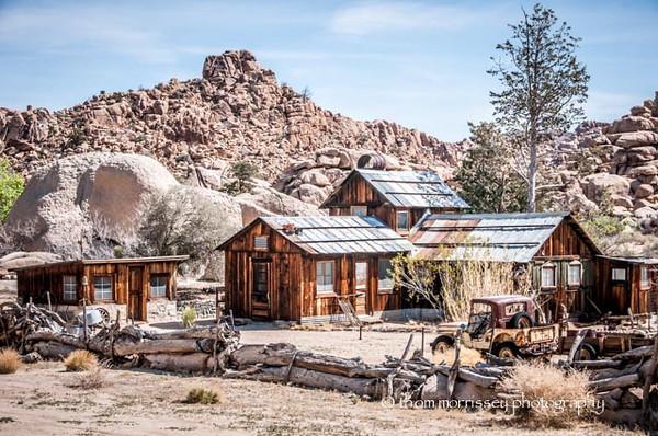 Keys Ranch - tough place to live.