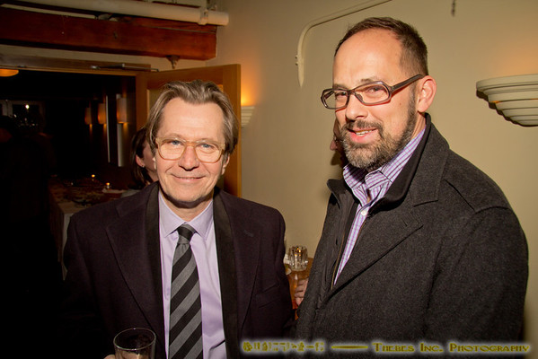 Gary Oldman Reception
