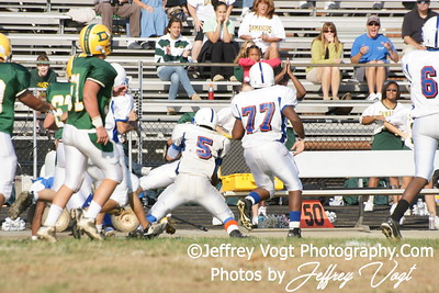10-09-2010 Damascus HS vs Watkins Mill HS JV Football, Photos by Jeffrey Vogt Photography