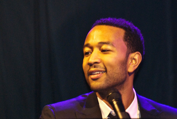 John Legend Concert 2010-11-18