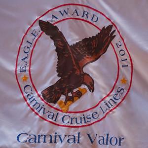 Carnival Valor Cruise, 25 Nov - 02 Dec 2012