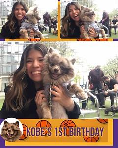 Kobe's 1st Birthday