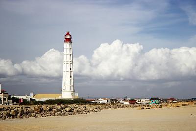 Portugalsko říjen 2015 - šestý den - Olhao, Isla do Farol