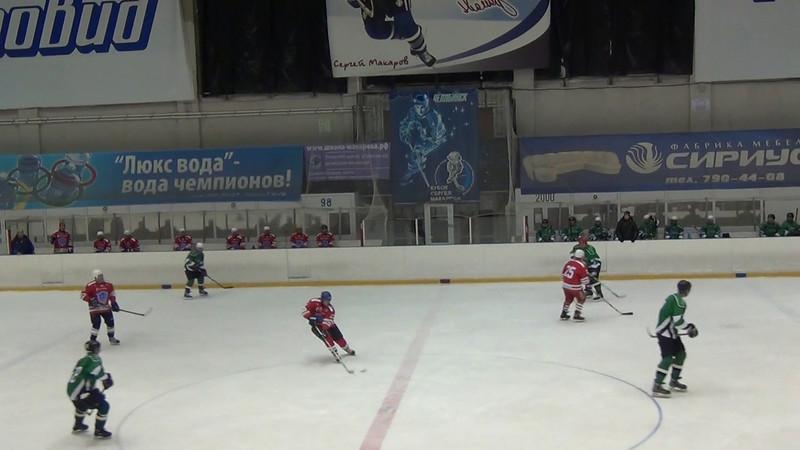 Lafarge (Челябинск) - Трактор (Челябинск) 4:5. 30 января 2012