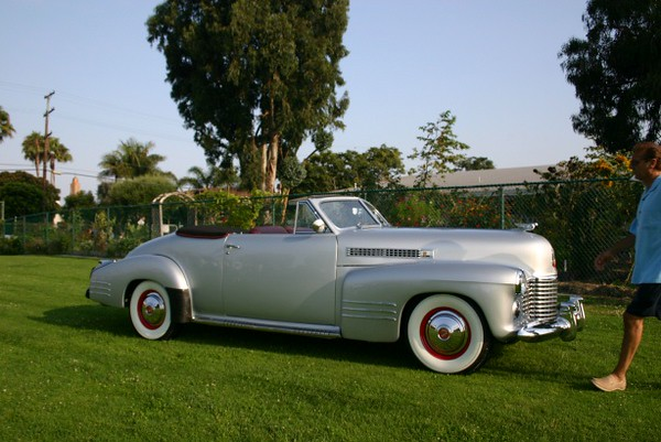 2005 SoCal Cadillac Club Show - Redondo Beach, CA
