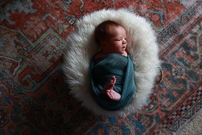 Coleson Newborn RAW