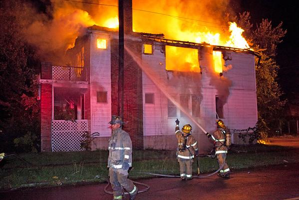 Detroit, MI - Box Alarm - 12355 Ilene St. - August 19, 2012